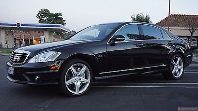 2009 Mercedes-Benz S-Class S63 AMG 2009 Mercedes Benz S63 AMG W221 S Class Saloon Loaded Serviced & Clean