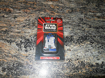 Star wars Episode 1 R2D2 collectible pin , Applause, NIP