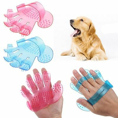 Glove for pet hair Glove Grooming Cleaning Nice Massage Mitt
