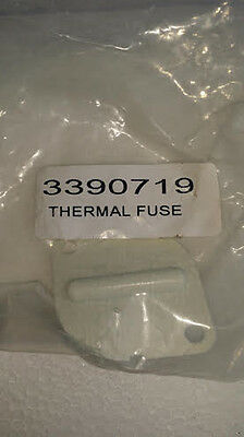 whirlpool tag kenmore sears dryer thermal fuse 3390719 3389640 new 3390719 dryer thermal fuse whirlpool kenmore tag roper estate kirkland