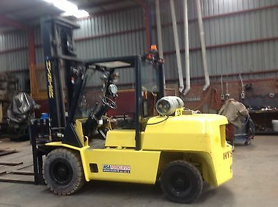 Hyster 5ton Forklift