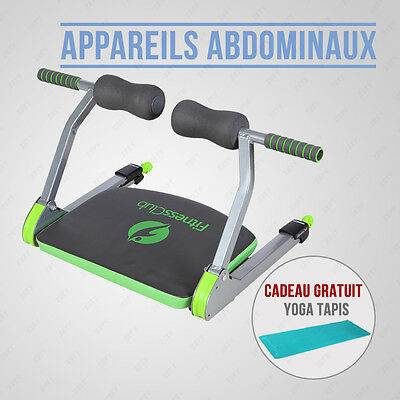 Appareil Abdominaux Fitness Home Gym Tout Core Corps Exercise
