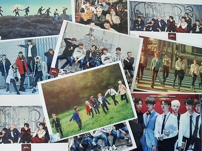 [BTS] Bangtan Boys Photo Polaroid Set 10pcs K-POP Kpop Idol Star Coods