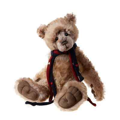 Charlie Bears Mr.Wright from the Isabelle collection