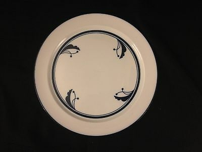DANSK  BAYBERRY BLUE pattern Japan Cheese or Dessert Plate 8-3/4""