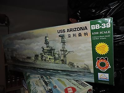 TRUMPETER 1/350th SCALE USS COLE  DDG-67  # 04524