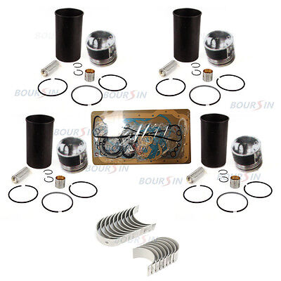 NEW ISUZU 4HE1 4He1T Engine Complete Overhaul Kit Npr Nqr Gmc W 4 7L