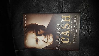 Johnny Cash The Man Called Cash Book Music