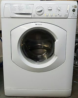 Hotpoint Aquarius Washing Machine - 7Kg Load - 1200 Spin - A+ Energy -  White