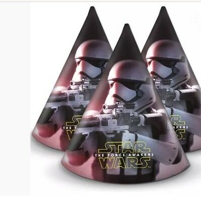 Star Wars Force Awakens Party Hat 40