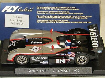 FLY A91. PANOZ LMP-1. Le Mans 1999. Used/Tested. Very Good Condition.