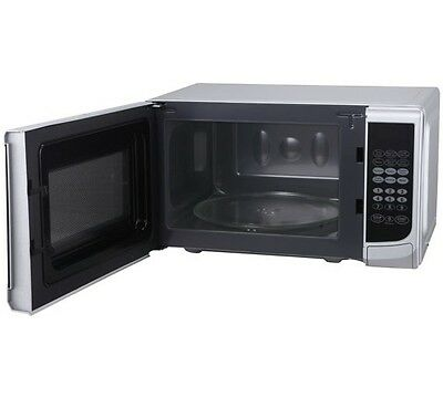 DeLonghi EG82 800W 20L Microwave with 1000W Grill - Silver
