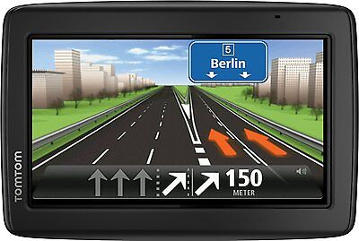 Tomtom Start 25 Mappa Europa Life Time Navigatore Gps Touch Screen 5 Pollici
