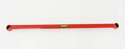 Ma/1915 Omp Front Lower Red Strut Brace Fiat 500 Abarth 07-