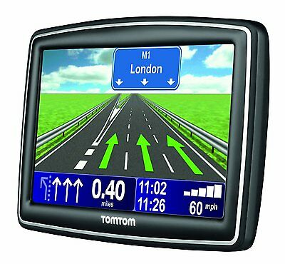 """Tomtom  Xxl Iq Routes Edition Navigatore Gps Touch Screen 5 """"pollici"""
