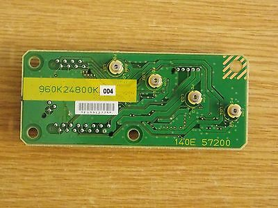 960K24800 Laser Diode Driver Board Ricoh RS5C517 with 4 Diodes Xerox 6500 6505