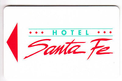 Disney Paris Pass Carte / Card .. Santa Fe  Hotel Cle Key 02/92 N°1 Magnetique