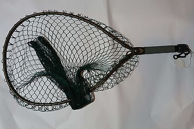 Mclean Short Handle Weigh Scoop Trout Fly Fishing Net. 6.5Lbs Scale. Brand New.