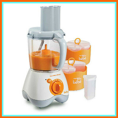 Baby Food Processor - Make Your Own Homemade Organic Baby Food Grinder Mill
