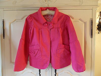 Butterfly @ Debenhams Lovely Pink Summer Weight Coat/jacket Age 15
