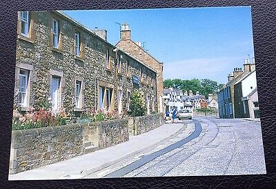 Postcard: (7827): Main Street: St Boswells: Colour: Un Posted