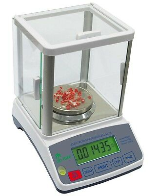 Highly Precise Laboratory Balance 200g x 0.001g Tree HRB203 1mg Scale Analytical