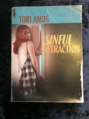 Tori Amos Sinful Attraction Tour Booklet Book Photos