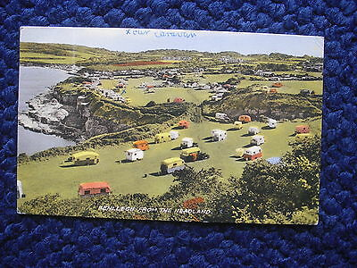 Postcard Benllech From The Headland, Anglesey, Wales