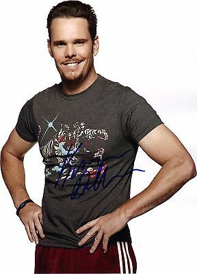 kevin Dillon ,Entourage,The Blob Genuine Hand Signed 10x8 Photo, Comes With COA