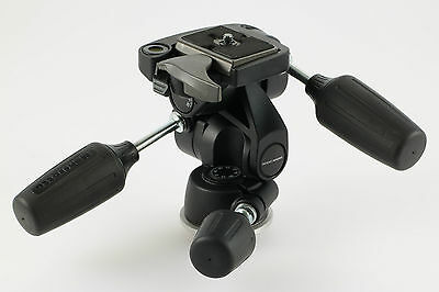 Manfrotto 804RC2 Pan Tilt Head (For Tripod) With Quick Lock