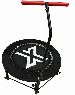 "Fxr Sports 40"" Mini Trampoline  Exercise Commercial Heavy Duty Fitness Gym"