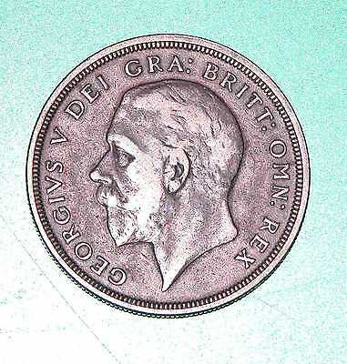 1936 King George V Silver Wreath Crown