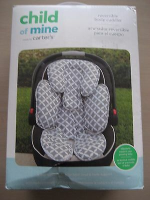 CHILD OF MINE REVERSIBLE BODY CUDDLER by CARTERS (NEW)