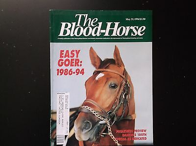The Blood Horse May 21St 1994 In Fine Condition