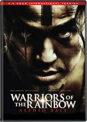 Warriors of the Rainbow: Seediq Bale [Intern (2012, DVD NUEVO) ABO LN (REGION 1)