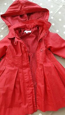 Girls Jasper conran coat age 3