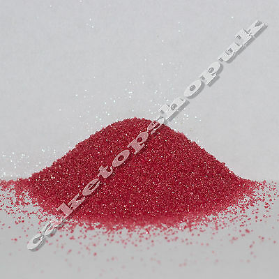 Edible cake glitter sparkle dust 5/10g Red. Great for christmas!