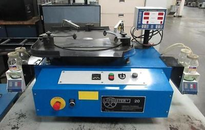 """Lapmaster No. 20-OF 20"""" Open Faced Lapping Machine"""