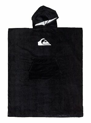 Quiksilver™ Hoody - Changing Towel - Toalla - Hombre - ONE SIZE - Negro