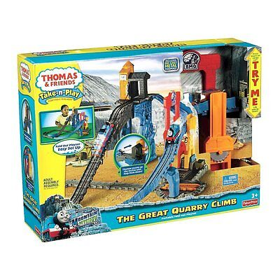 Thomas & Friends  The Great Quarry Climb Playset Brand New and Factory Sealed