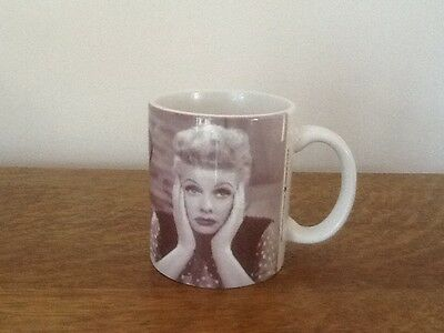 I Love Lucy Coffee Mug, New