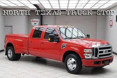 2010 Ford F-350  2010 Ford F350 Diesel 2WD Dually Lariat Navigation Camera Heated Leather TEXAS