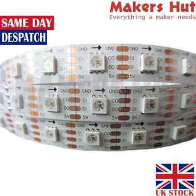 WS2813 5V Addressable RGB LED Strip - 30 - 60 LED/M - IP30 IP67