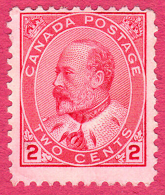 Canada / Canadian Stamps. 2c Pale Rose Carmine. SG177. MNG. #1800