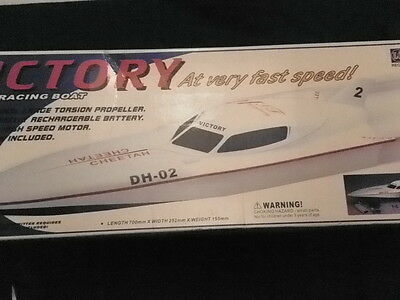 VICTORY ep r/c racing boat