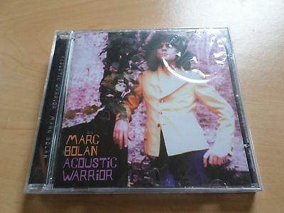 Marc Bolan Acoustic Warrior New Post W/wide