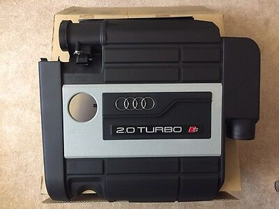 Brand New , Genuine Audi S3 8P Air Box / Engine Cover  06F133837AC
