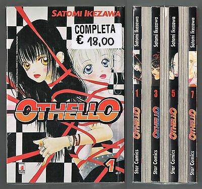 OTHELLO - SERIE COMPLETA 1/7 - Star Comics- SCONTATA