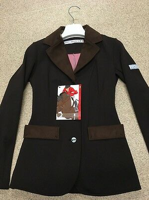 Animo Show Competition Jacket Age 10/12 Brand New