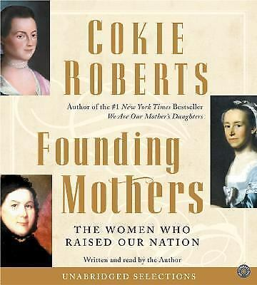 Founding Mothers Roberts, Cokie Books-Good Condition